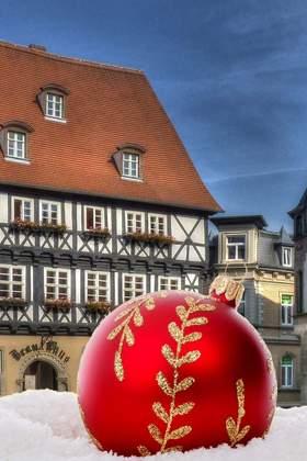 Weihnachtsfeier in Nord-Sachsen-Anhalt