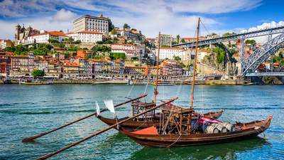Incentive Reise Gruppenreise Portugal Porto Boote