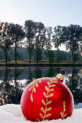 Weihnachtsfeier am Niederrhein - Bergisches Land