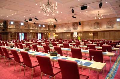 Europapark Confertainment Tagung und Meeting Center