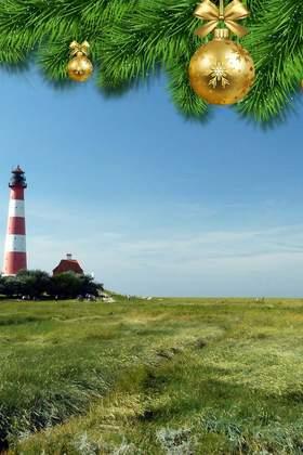 Weihnachtsfeier in Schleswig-Holstein