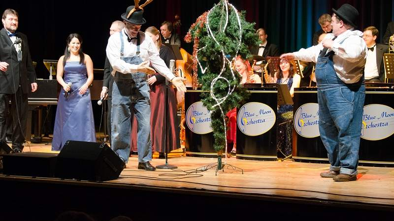 A Swinging Christmas - Weihnachtsshow