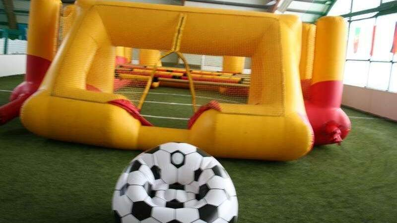 Soccer-Experience & Fußball-Teambuilding