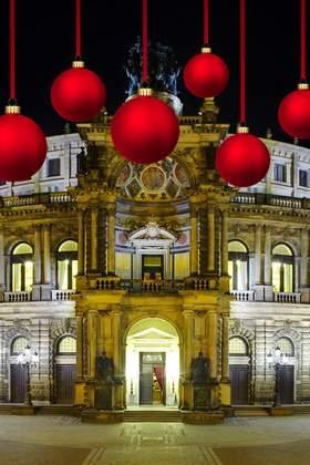 Weihnachtsfeier in Dresden und Umgebung
