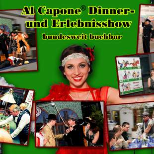 Themenevent 20er Jahre Party