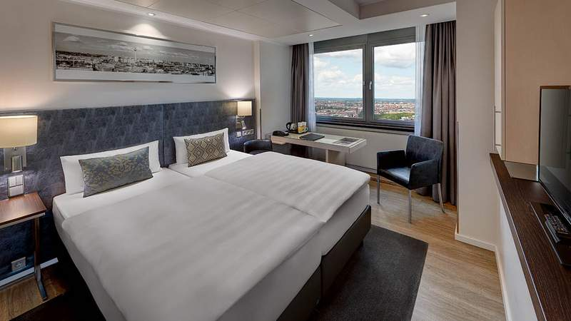 Park Inn by Radisson Berlin-Alexanderplatz
