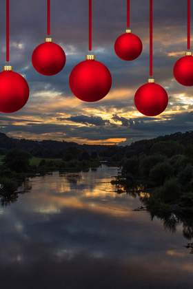 Weihnachtsfeier in Bochum und Umgebung