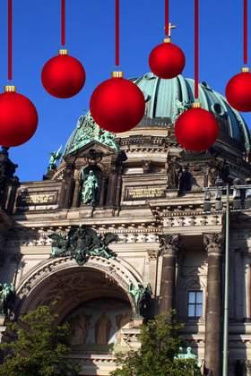 Weihnachtsfeier in Dortmund und Umgebung