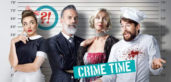Crime Time Online Event
